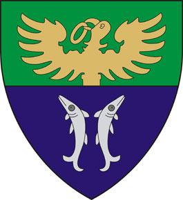 Abádszalók település címere
