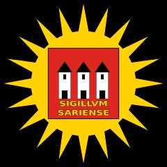 Abasár település címere