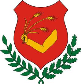 Abony település címere
