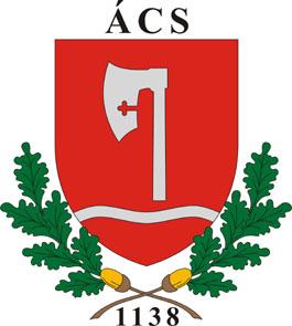 Ács település címere