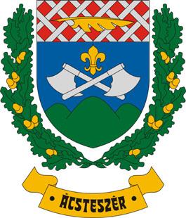 Ácsteszér település címere