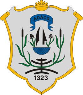 Adács település címere