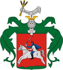 Adásztevel település címere