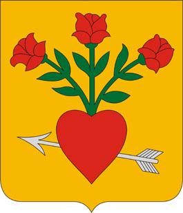 Ágfalva település címere