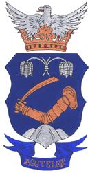 Aggtelek település címere