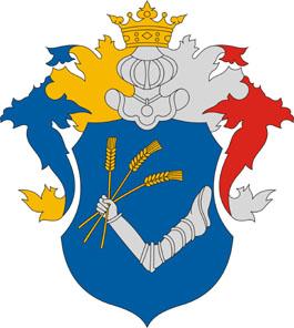 Akasztó település címere