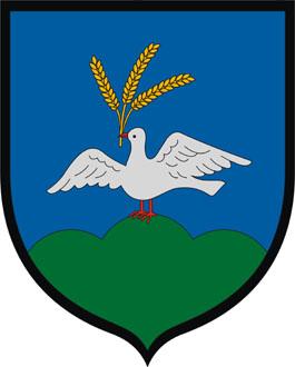 Alap település címere