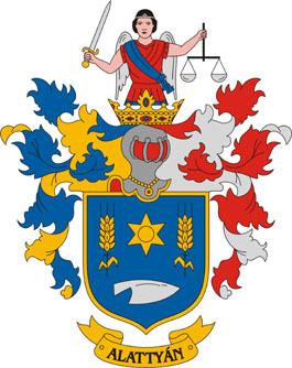 Alattyán település címere