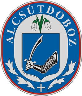 Alcsútdoboz település címere