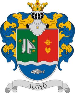 Algyő település címere