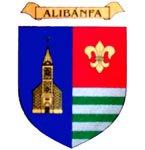 Alibánfa település címere