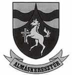 Almáskeresztúr település címere