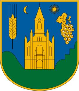 Alsónána település címere