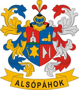 Alsópáhok település címere