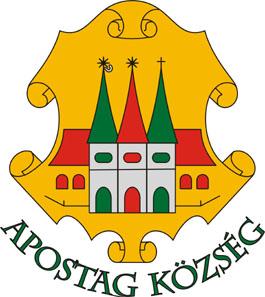 Apostag település címere