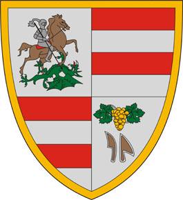 Ászár település címere