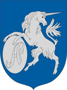 Aszód település címere