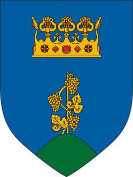 Aszófő település címere