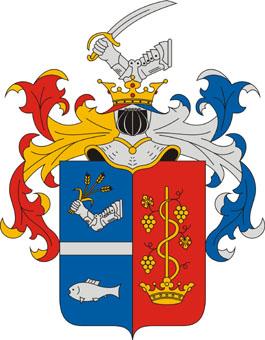 Badacsonytördemic település címere