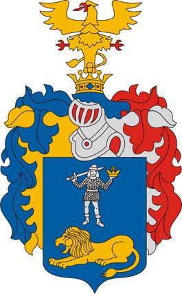 Bagamér település címere