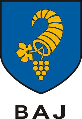 Baj település címere
