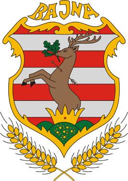 Bajna település címere