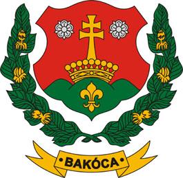 Bakóca település címere