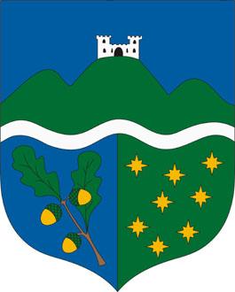 Bakonycsernye település címere