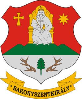 Bakonyszentkirály település címere