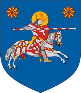 Bakonyszentlászló település címere