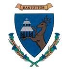 Baktüttös település címere