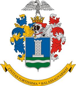 Balassagyarmat település címere