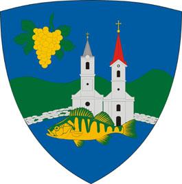 Balatonakali település címere