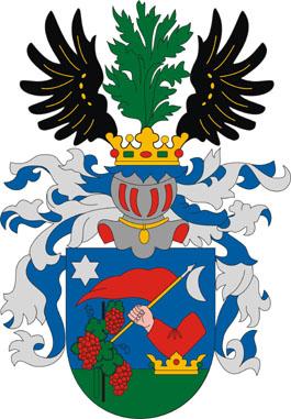 Balatonberény település címere