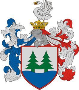 Balatonfenyves település címere
