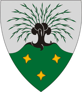 Balatonfűzfő település címere