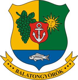 Balatongyörök település címere