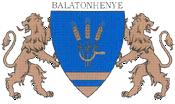 Balatonhenye település címere