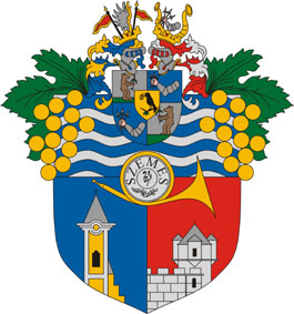 Balatonszemes település címere