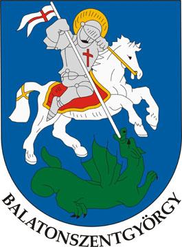 Balatonszentgyörgy település címere
