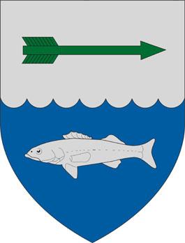 Balatonszepezd település címere
