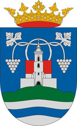 Balatonszőlős település címere