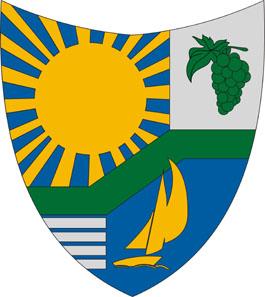 Balatonvilágos település címere