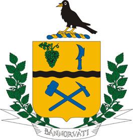 Bánhorváti település címere