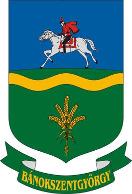 Bánokszentgyörgy település címere