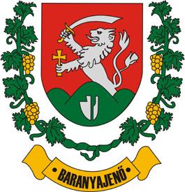 Baranyajenő település címere