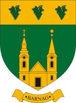 Barnag település címere