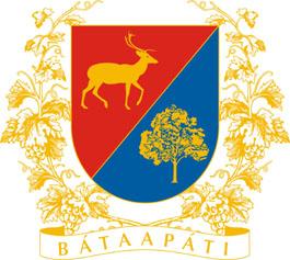 Bátaapáti település címere