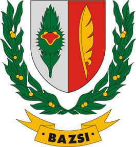 Bazsi település címere
