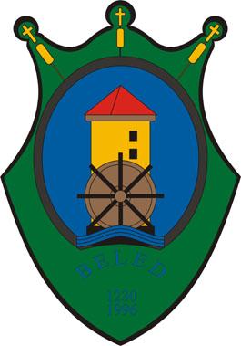 Beled település címere